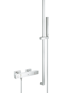 Grohe Grohtherm Cube doucheset 34495000