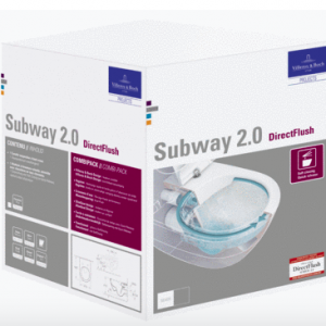 villeroy Boch Subway 2.0 combi pack