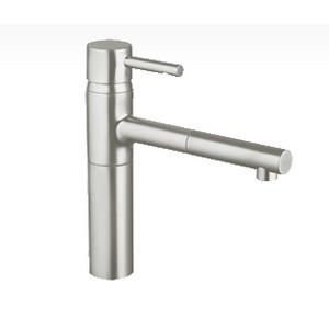 Grohe keukenkraan met sproeier Essence New 32171DC0