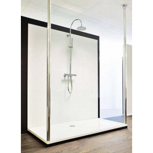 Q-panel QC601R100 acrylpaneel voor douche wit