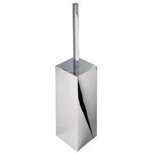 Geesa 913510-02 Modern Art WC borstel houder chroom