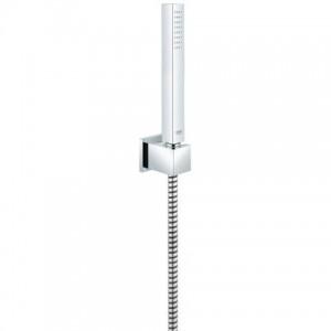 Grohe-Euphoria-Cube-Stick-Wannenset-27703000-Durchfluss-9,4-I-min,-mit-Wandhalter,-chrom